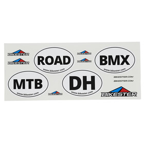 Bikester Sticker Set